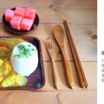 新作:野生の太い1枚板から贅沢に作ったくり抜きおかず皿!多用途です!!【開発秘話5】