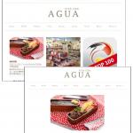 2012年10月度 ヴィヴァコンアグア様発行<VIVA CON AGUA>にご掲載頂きました。
