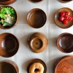 実は簡単! 横浜ウッドの木製食器のお手入れ方法
