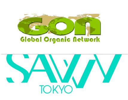 2019年8月度 Global Organic Network様 / SAVVY TOKYO様にご掲載頂きました。